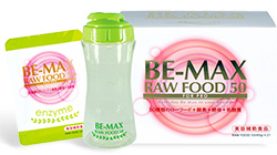 BE-MAX RAW-FOOD50