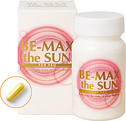 BE-MAX the SUN